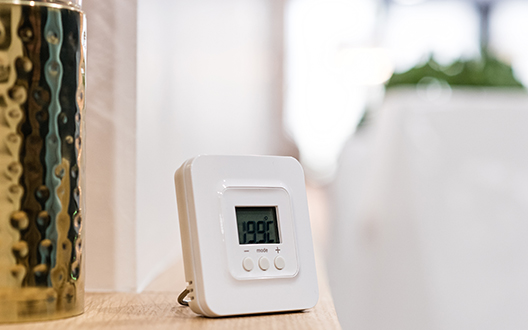 Discover the connected thermostat by Delta Dore.