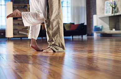 Precisely set your electric underfloor heating