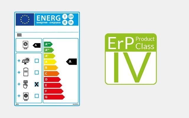 ErP eco-design and energy labelling