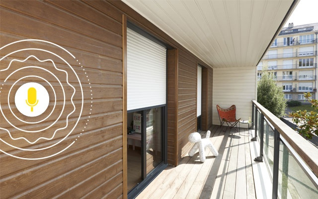 Delta Dore allows you to control your motorised roller shutters with your voice. Find out which connected home solutions to use.
