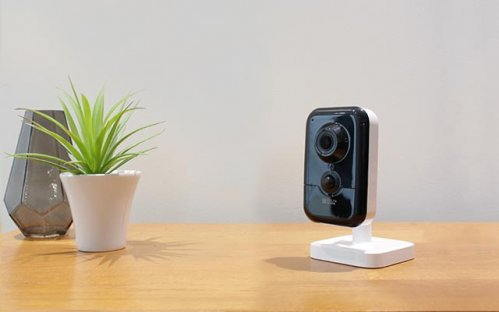 Meet our new smart indoor security camera : Tycam 1100.