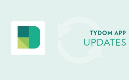 Updates of the Tydom house automation app